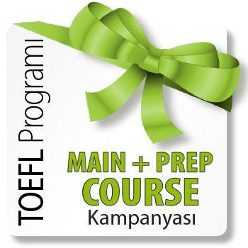 TOEFL Kursları Kampanyası !