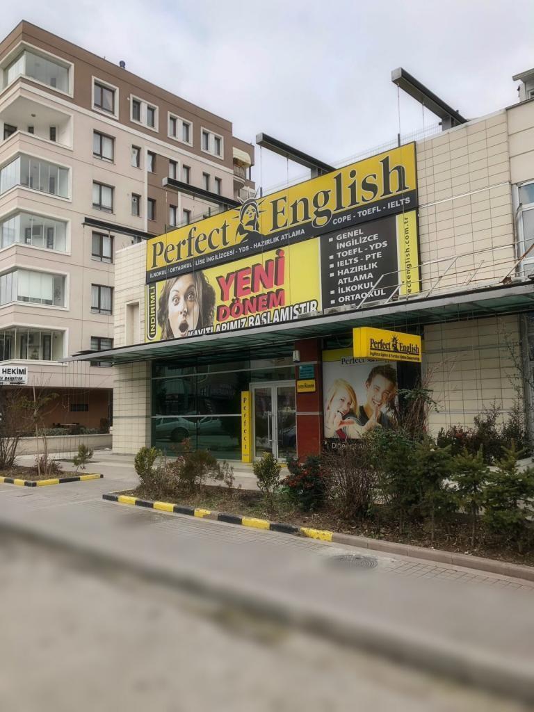 Perfect English Etlik Subesi Perfectenglish Com Tr