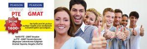 PTE İngilizce Kurs Kampanyaları GMAT İngilizce Kurs Kampanyaları