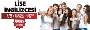 Lise İngilizce Kurs Kampanyaları